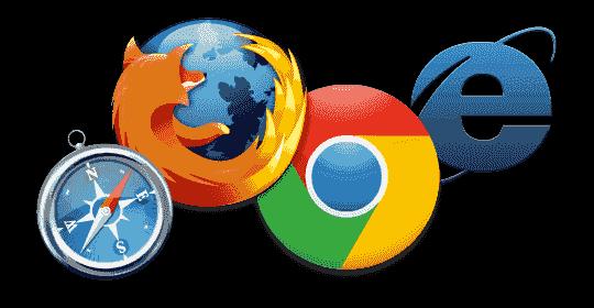 Jsonbix Browser kompatibel