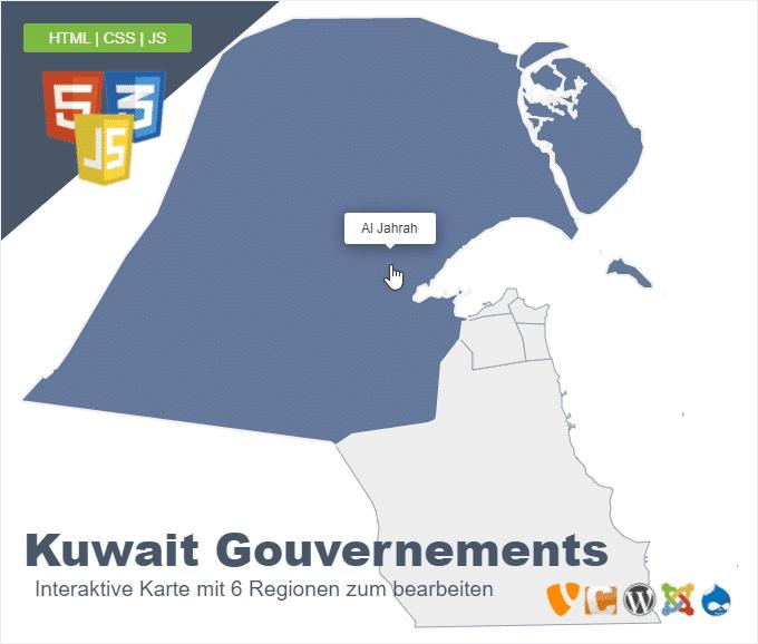 Kuwait Gouvernements