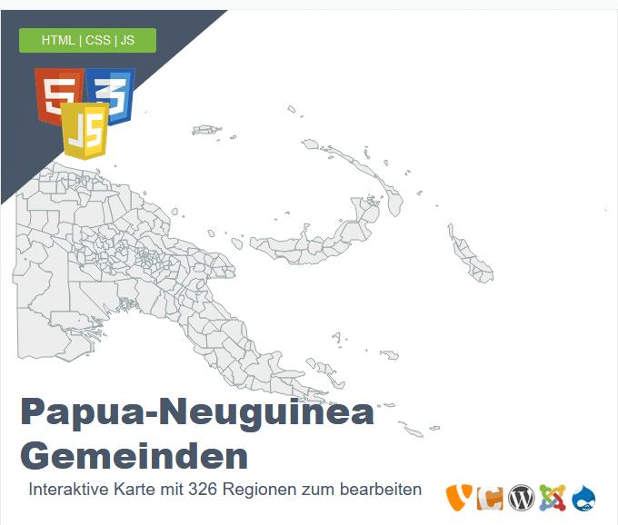 Papua-Neuguinea Gemeinden